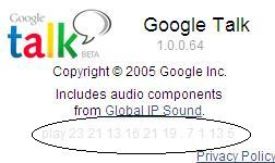 GoogleTalkGame